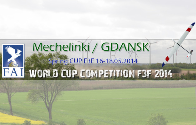 Puchar Wiosny F3F 2014 Eurotour / Spring CUP F3F 2014 WORLD CUP – Mechelinki POLAND